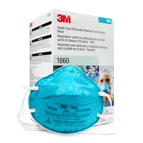 3M-N95-1860-FACE-MASK—PARTICULATE-RESPIRATOR
