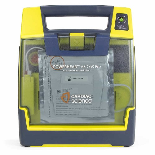 Cardiac Science Powerheart AED G3-pro
