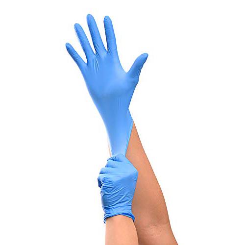 Nitrile-Exam-Gloves